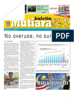 Buletin Mutiara Mixed Version August #2