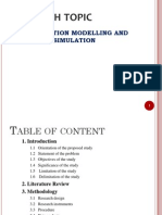 Propagation modelling