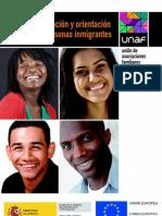 Guía de información y orientación sexual para inmigrantes (UNAF)