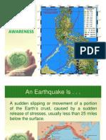 GBPC Earthquake Awareness