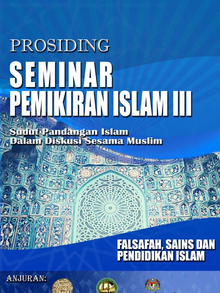 PEMIKIR III - Falsafah, Sains Dan Pendidikan Islam | Truth