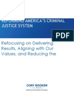 Reforming America's Criminal Justice System