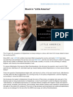 Fpif.org-Afghanistan Mission Stuck in Little America