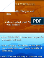 Chat With God
