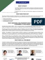 Finch Insurance Brokers - Profile 2013
