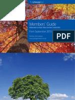 Members Guide - Sept 2013