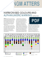 IEE Harmonized Colours
