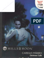 Darkness Calls THE CALLING/REBORN Vampire Novel Series