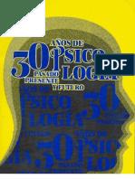 30 Años de Psicología Dominicana