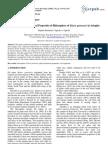 Studies of Physicochemical Properties of Rhizosphere of Elaeis guinensis in Ayingba