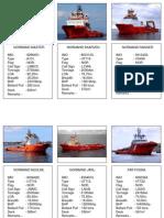 anchor handling tug supply