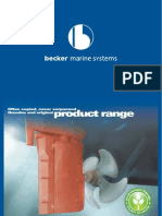 Becker Product Brochure