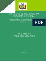 ACU Bolivia