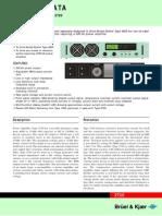 Power Amp BK 2720