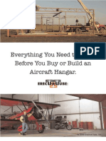 Before You Build Hangar