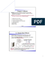 Chapter5 Diffusion Handouts
