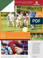 Niños activos y saludables - U Rosario
