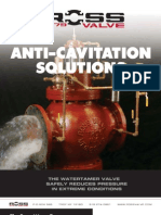 Ross Anti Cavitation Solutions Brochure