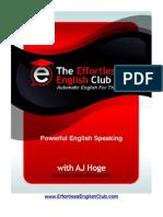 Powerful English Speaking_A.J.hoge