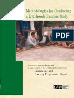 Methodology Baseline
