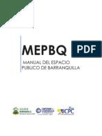 Manual Del Espacio Publico de Barranquilla