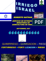 Fertirriego iSRAEL
