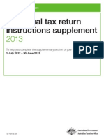 Individual Tax Return 2