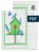 Bird House diagrama punct in cruce