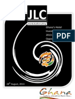 Ghana's Hotel Investment Outlook-- Threatening Opportunities [Published-28 Aug 2013]
