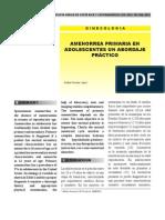 amenorrea primaria abordaje