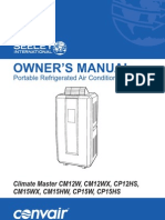 Convair CP15HS Manual