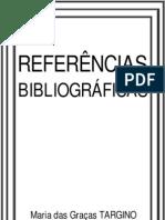 Maria das Graças TARGINO - referências bibliográficas