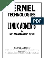 linux training istitute