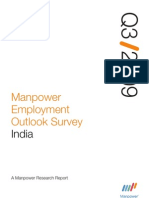 Manpower Employment Outlook Survey Q3 2009