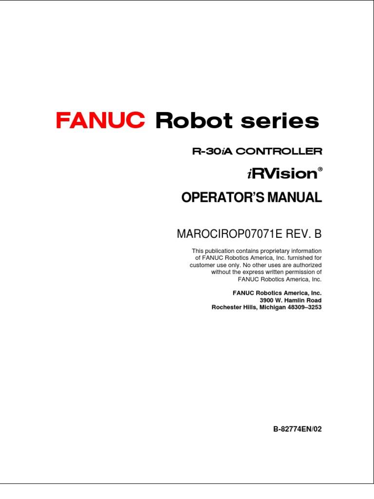 ... Array - fanuc robot programming manual rh fanuc robot programming manual  collegelab us