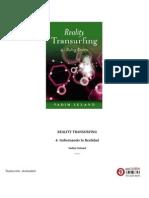 Reality Transurfing 4. Gobernando La Realidad