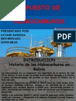 Presentacion Del (Idh)