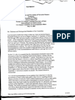 T4 B19 Insider Trading Allegations Fdr- Entire Contents- Press Reports and Testimony- 1st Pgs Scanned for Reference- Fair Use 700