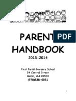 handbook 2013-14