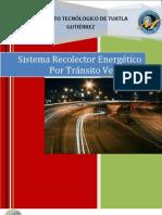 Sistema Recolector Energetico Por Transito Vehicular