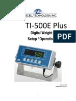 TI-500E Plus UG 12