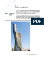 Capital Gate Feature Tower 1