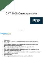 CAT Quant1