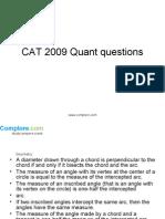 CAT Quant3