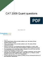 CAT Quant6