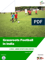 Grassroots Football in India