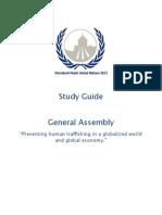 Study Guide GA MMUN 2013