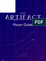 The Artifact Player's Guide