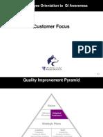 3 Customer Focus
