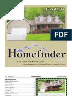 Mdowell News Homefinder August 2013 Edition